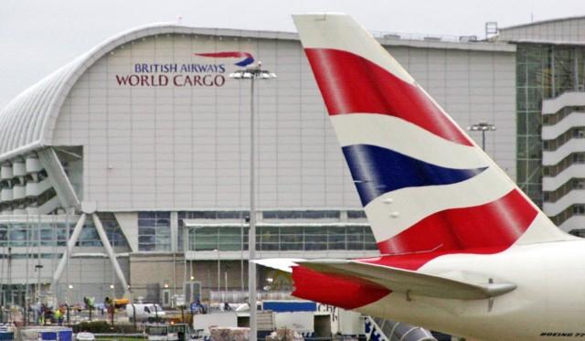 Το Heathrow μετατρέπεται σε cargo hub