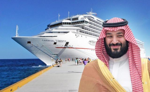 Δυναμική είσοδος της Σαουδικής Αραβίας στη βιομηχανία κρουαζιέρας