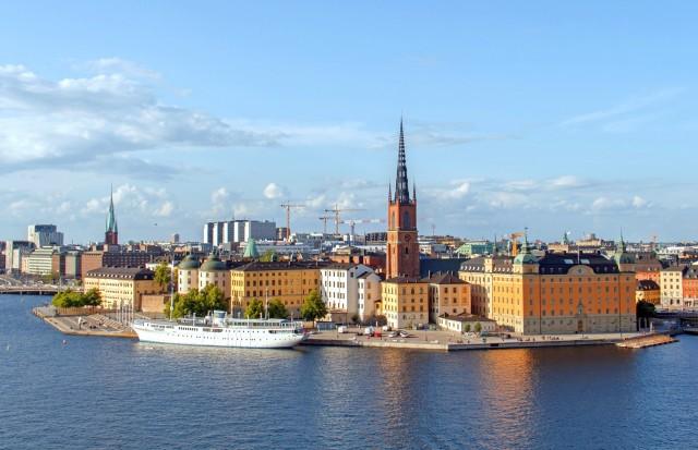 Σε νέα εποχή η λιμενική δραστηριότητα της Στοκχόλμης