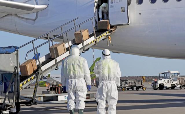 Project Caircraft: Μετατροπή αεροσκαφών σε ΜΕΘ