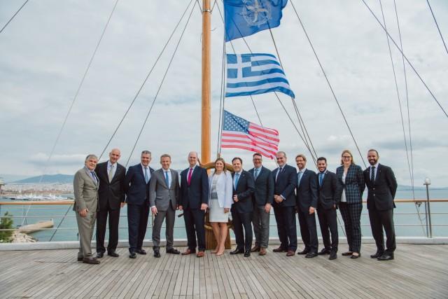 Οι Κυβερνήτες του Propeller Club Πειραιά παρόντες στις ανάγκες της κοινωνίας