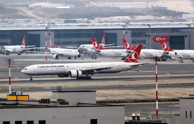 Καθηλωμένη η Τurkish Airlines έως τις 20 Μαΐου