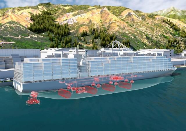 ABB: Πιο κοντά στην εφαρμογή της τεχνολογίας κυψελών καυσίμου σε μεγάλα πλοία