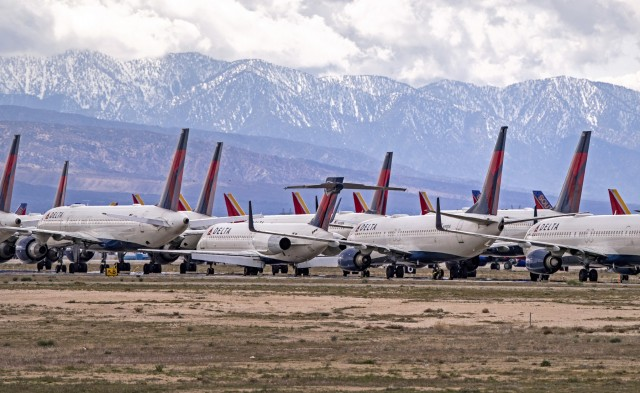 ΗΠΑ: Χρηματοδοτούν τους αμερικανικούς αερομεταφορείς