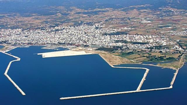 Αλεξανδρούπολη: Ξεκινούν τα έργα στο λιμάνι