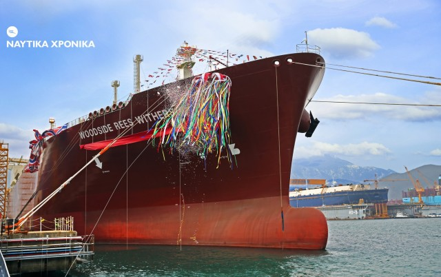 Maran Gas: Οι Έλληνες συνδετικός κρίκος στα φορτία LNG ΗΠΑ-Κίνας