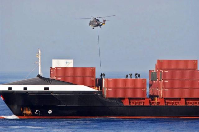 Έξαρση των επιθέσεων σε πλοία στον Κόλπο του Μεξικού