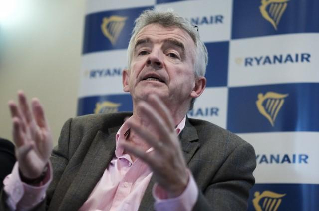 Κατά του social distancing η Ryanair
