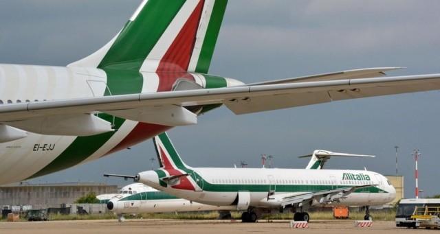 Τι μέλλει γενέσθαι για την κρατική Alitalia;