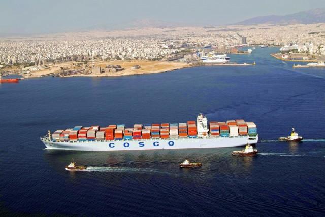 Οι επιδόσεις της Cosco Shipping Ports σε αριθμούς