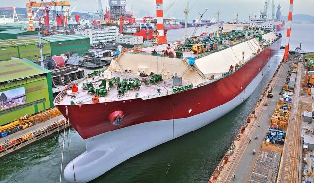 Οι βλέψεις της Cosco στην αγορά των LNG
