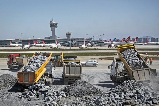 Νέο νοσοκομείο στο αεροδρόμιο Ατατούρκ