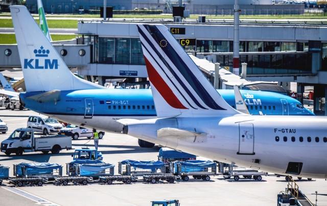 Ένεση δισεκατομμυρίων για την Air France-KLM