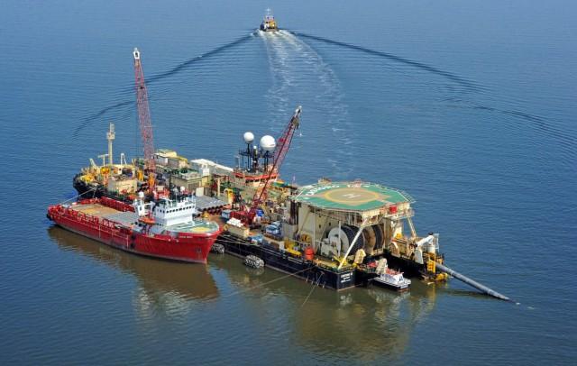 Πάγωμα της εξορυκτικής δραστηριότητας φυσικού αερίου λόγω Covid-19