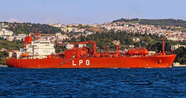 Ρωσικό LPG για πρώτη φορά στην Ινδία