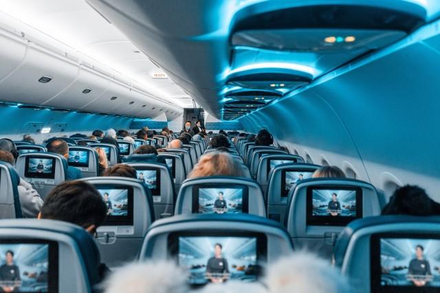 Lufthansa: Μάσκα αντί του social distancing