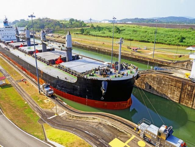 Η πράσινη ναυτιλία, στόχος και της Διώρυγας του Παναμά
