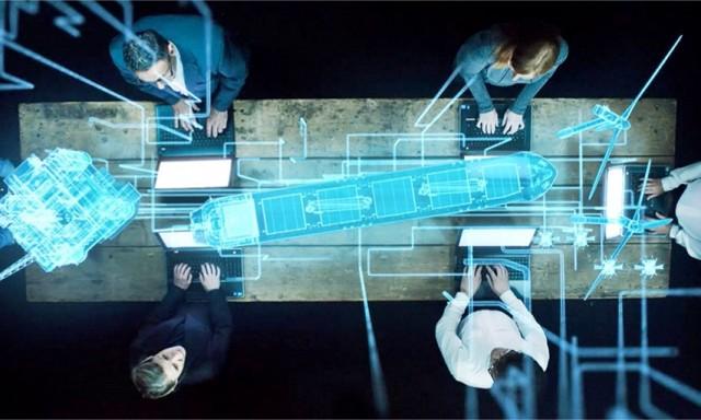Ψηφιακών συνεργειών συνέχεια στη ναυτιλιακή βιομηχανία