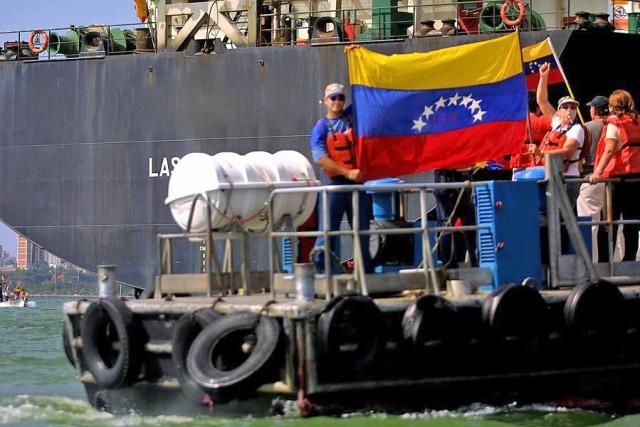 Βενεζουέλα: Αυξημένες εξαγωγές πετρελαίου τον Απρίλιο