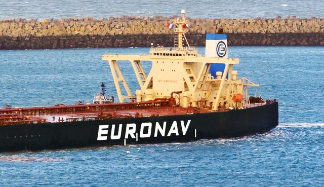 Euronav: Ούριος άνεμος για την κερδοφορία