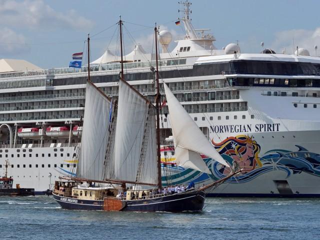 Norwegian Cruise Line: Σανίδα σωτηρίας $2,2 δισ.