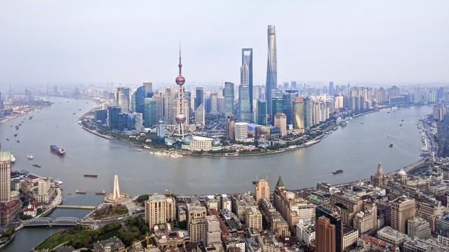 Σαγκάη: $38,1 δισ. για νέα project υποδομών