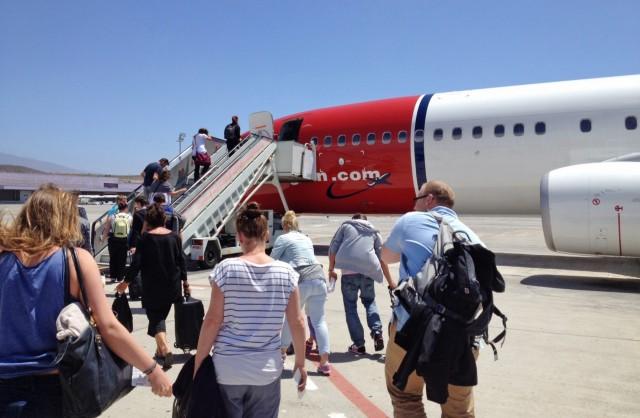 ΙΑΤΑ: Τάσσεται κατά των κενών μεσαίων θέσεων στα αεροσκάφη