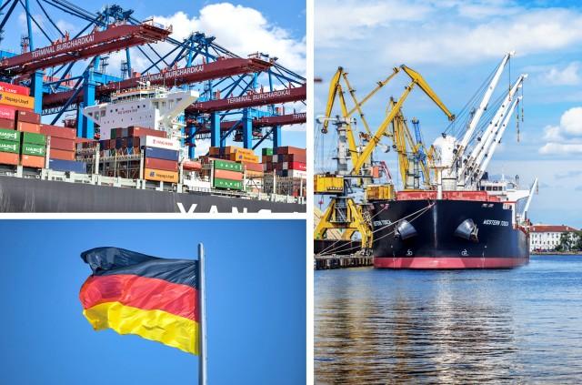 Γερμανία: Πρωτοφανής μείωση των εξαγωγών