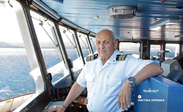 Η Celestyal Cruises αποχαιρετά τον καπτ. Στάθη Ρωμαίο
