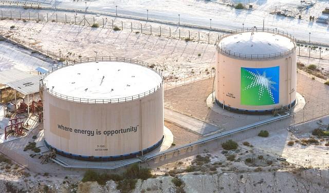 Saudi Aramco: «Βουτιά» 25% για τα κέρδη