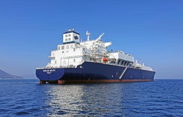 Η GasLog Ltd. παρέλαβε ένα ακόμα υπερσύγχρονο νεότευκτοLNG Carrier