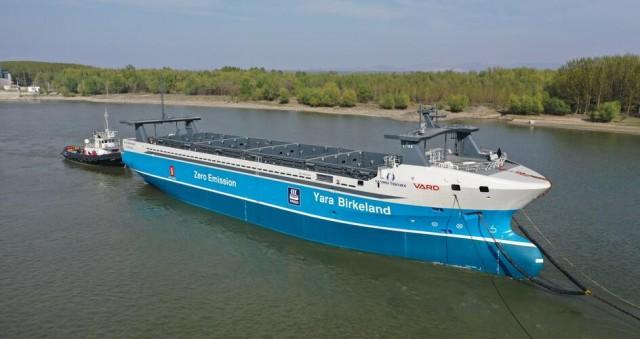 «Stop» του Covid-19 στην ανάπτυξη ηλεκτρικών και αυτόνομων πλοίων