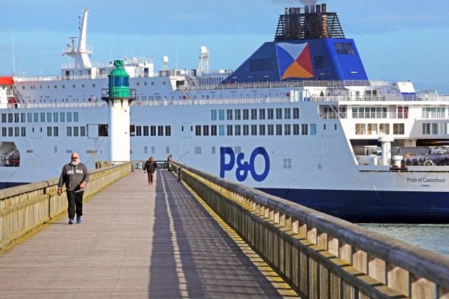 P&O Ferries: Στην πόρτα της εξόδου 1.100 εργαζόμενοι
