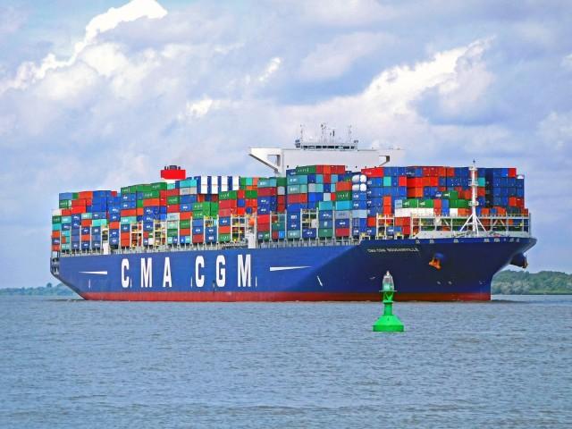 CMA CGM: Ένεση ρευστότητας 1,05 δισ. ευρώ