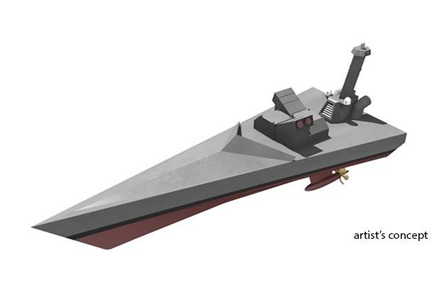 Το Πολεμικό Ναυτικό των ΗΠΑ επιστρατεύει αυτόνομα πλοία