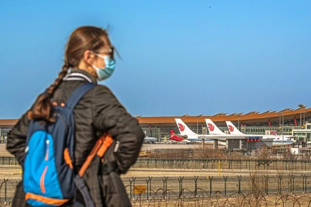 Επανέναρξη των εμπορικών πτήσεων από και προς το Πεκίνο