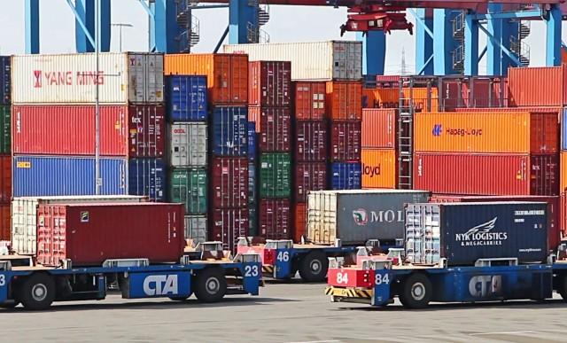 Logistics: Πρόβλημα η συσσώρευση εμπορευμάτων στις αποθήκες
