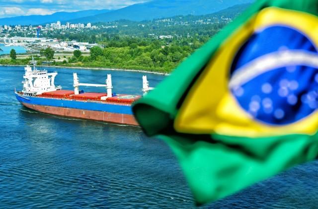 Ανεπηρέαστοι από την κρίση οι λιμένες της Βραζιλίας