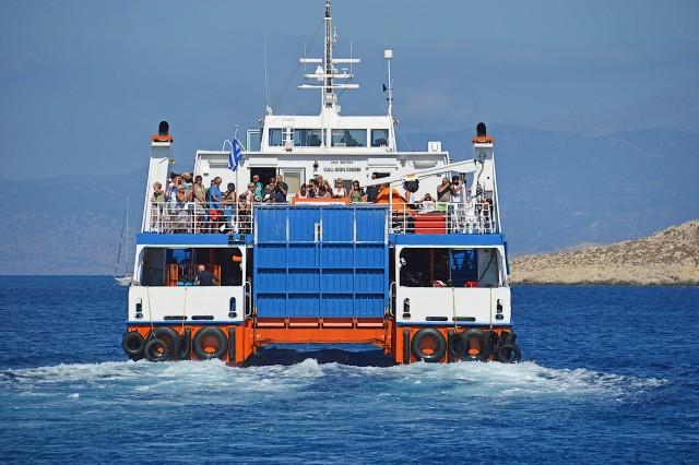 ΥΝΑΝΠ: Τα νέα μέτρα για την ακτοπλοΐα και τον θαλάσσιο τουρισμό