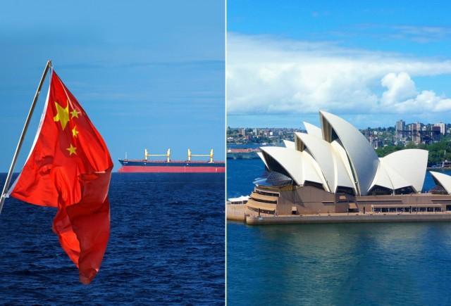 Κίνα-Αυστραλία: Οι πολιτικές εντάσεις φέρνουν ρήξη στις εμπορικές σχέσεις