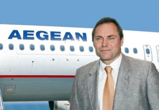 E. Βασιλάκης: «Το 2020, έτος σημαντικών προκλήσεων για την Aegean»