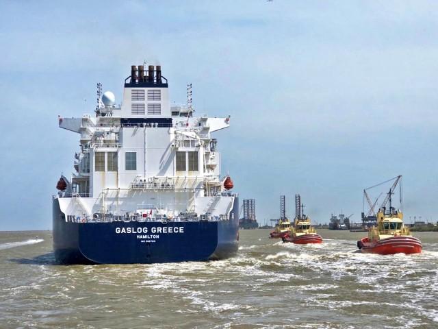 Cheniere: Με πλοίο τηςGasLogτο 1.000ό φορτίο LNG από το Sabine Pass