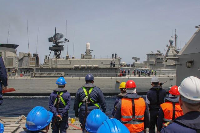 Πολεμικό Ναυτικό: Νέα Επιχειρησιακή Εκπαίδευση Μονάδων