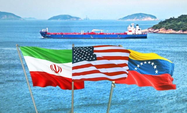 Πετρέλαιο: Ιράν-Βενεζουέλα, σύμμαχοι ενάντια στις ΗΠΑ