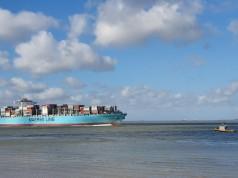 Maersk Παγκόσμιο εμπόριο