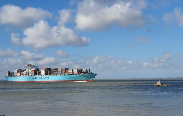 Maersk: Επενδύσεις σε ψηφιακές υπηρεσίες στη Νότια Αμερική