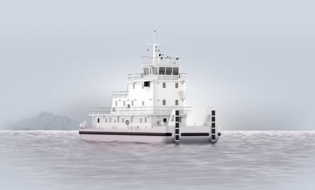 Το πρώτο ποταμόπλοιο κατανάλωσης υδρογόνου