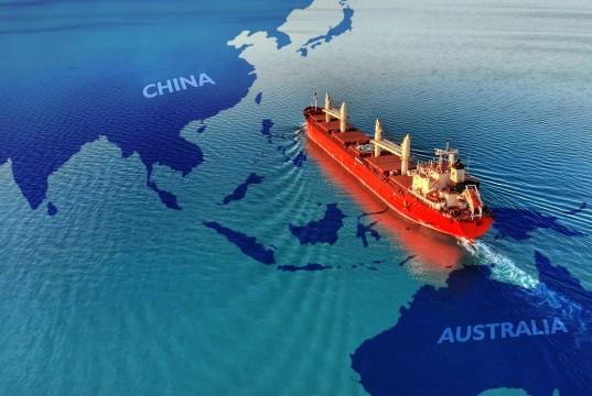 Κίνα Αυστραλία
