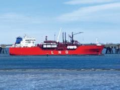 LNG bahri