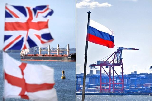 Μεγάλη Βρετανία: Χείρα (εμπορικής) φιλίας προς τη Ρωσία